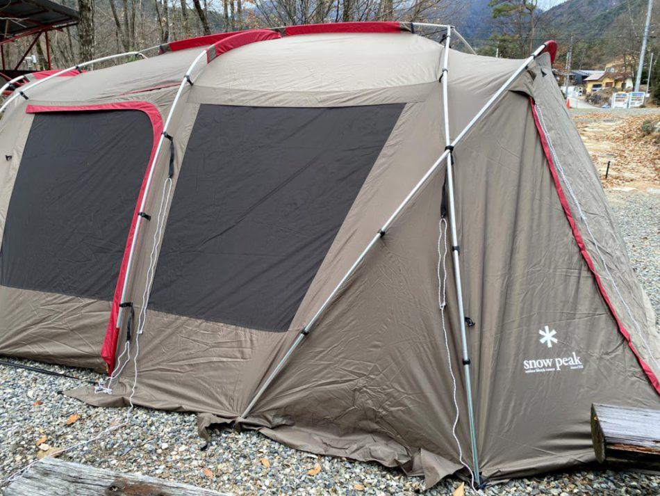 グランピング(手ぶらキャンプ)